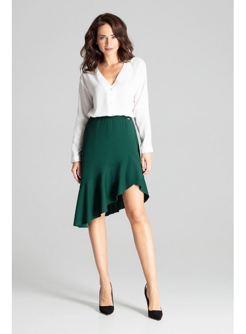 Skirt L065 Green