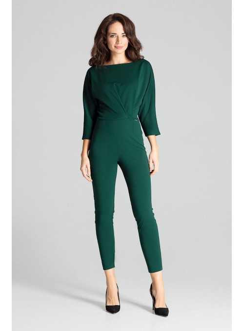 Jumpsuit L066 Green