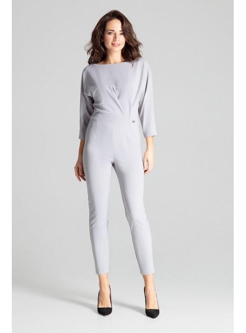 Jumpsuit L066 Grey