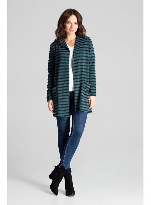 Sweater L070 Green LXL