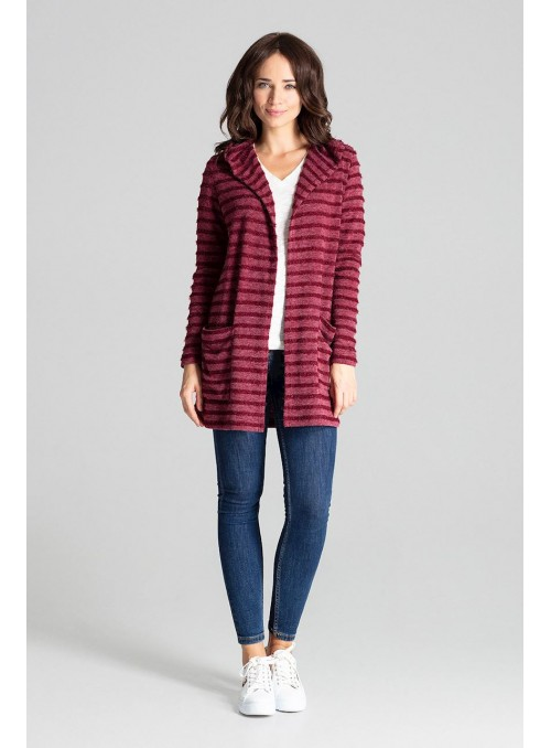 Sweater L070 Deep Red