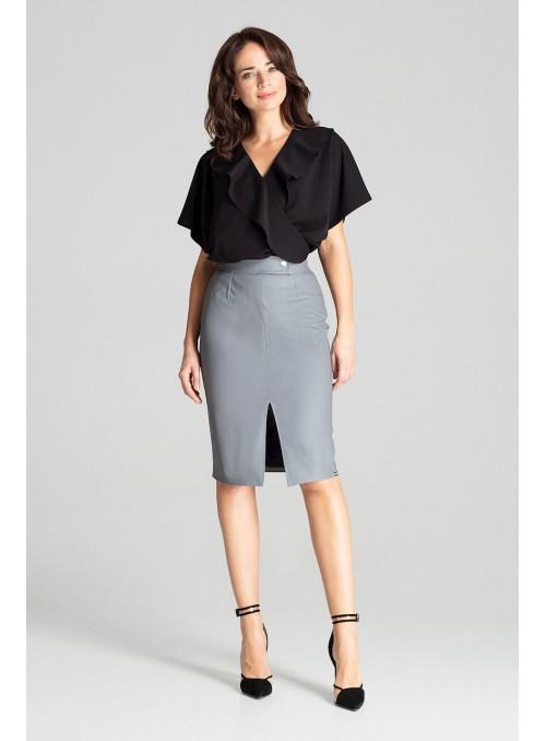 Skirt L071 Grey