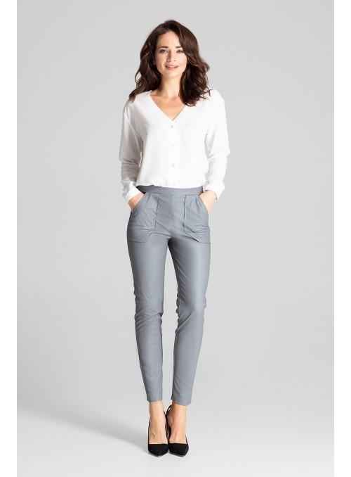 Pants L072 Grey