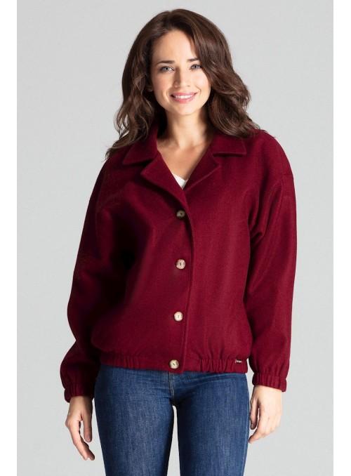 Jacket L075 Deep Red