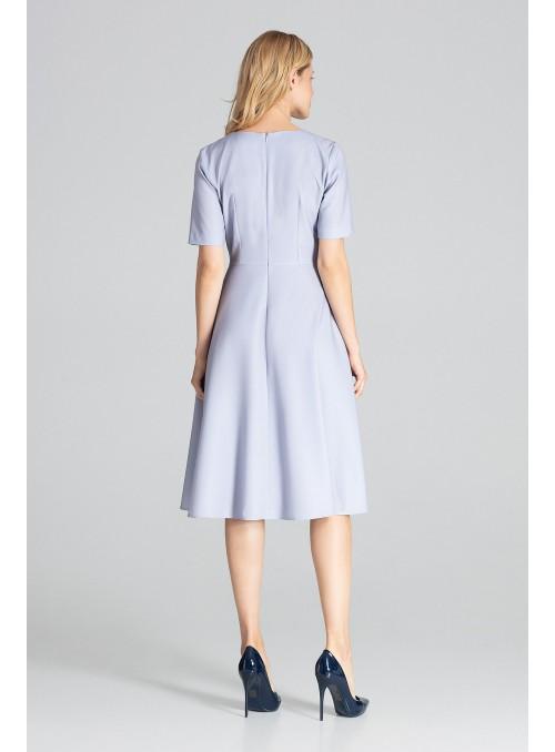 Dress M673 Grey