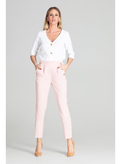 Pants M696 Pink
