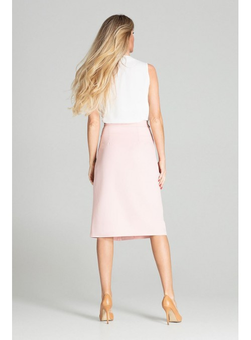 Skirt M697 Pink