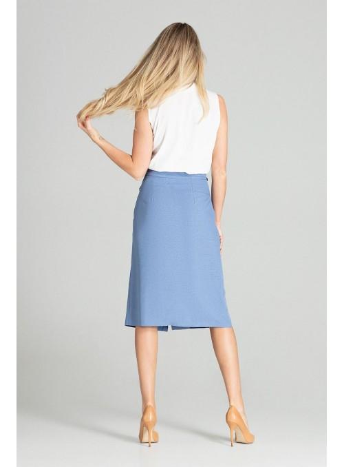 Skirt M697 Blue