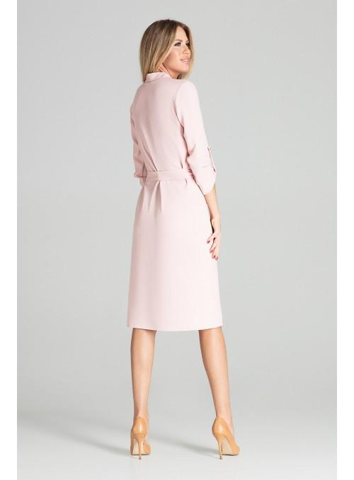 Dress M701 Pink