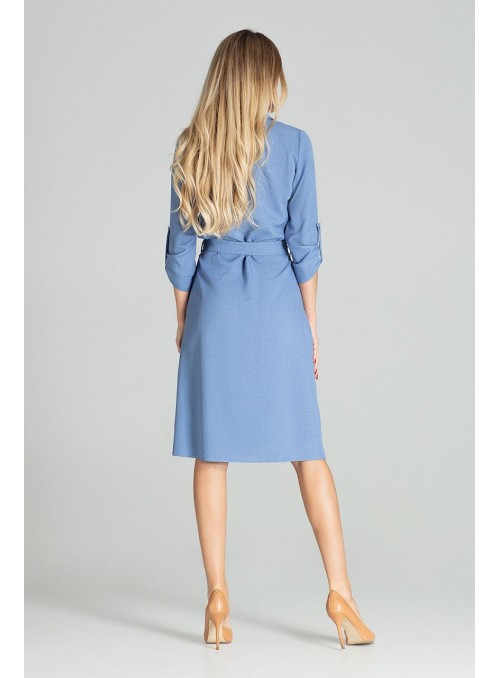 Dress M701 Blue