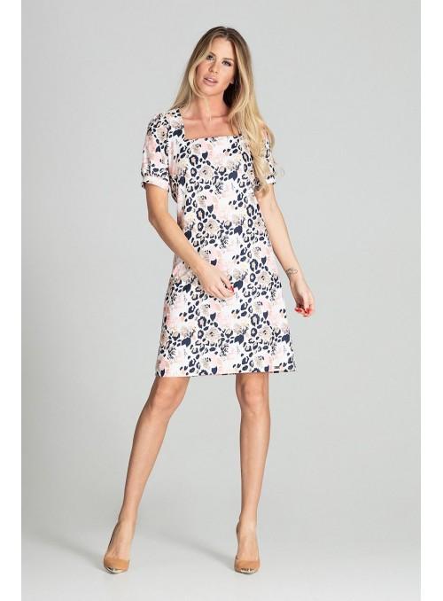Dress M704 Pattern 112