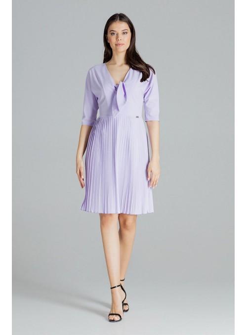 Dress L076 Violet