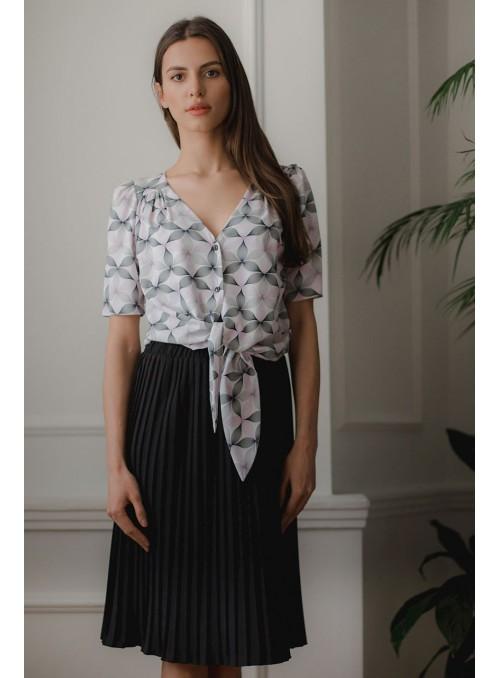 Skirt L078 Black