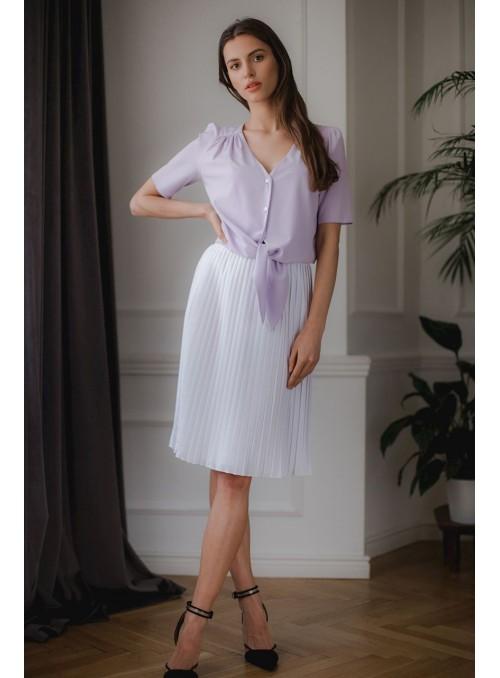 Skirt L078 White