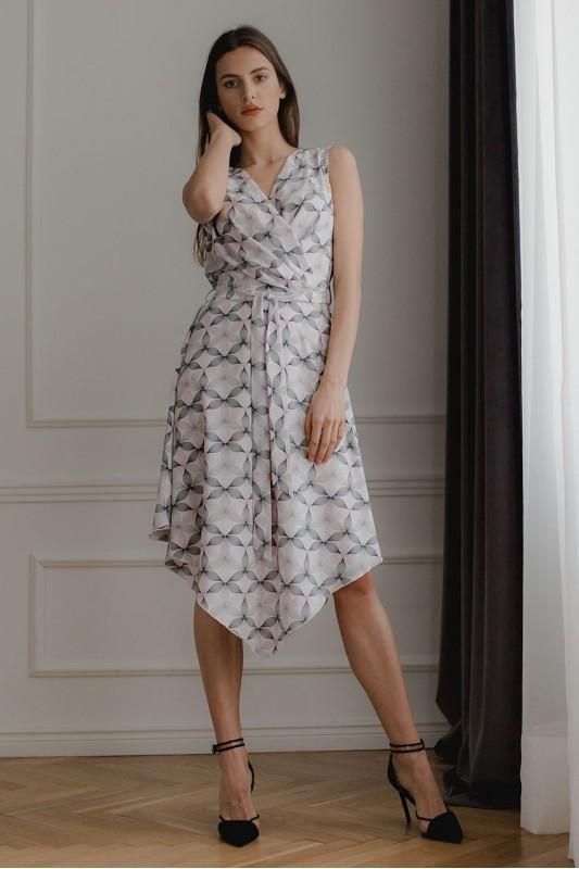 Dress L080 Pattern 113