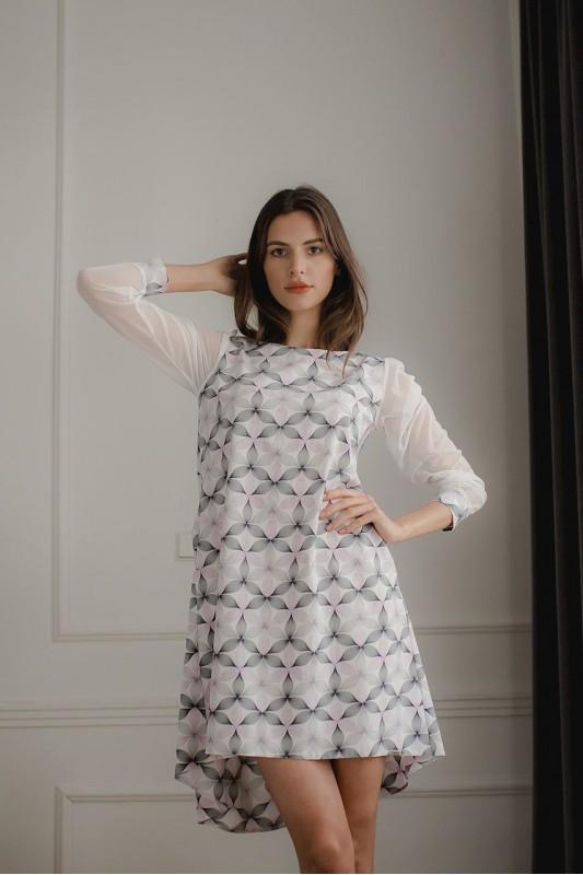 Dress L082 Pattern 113