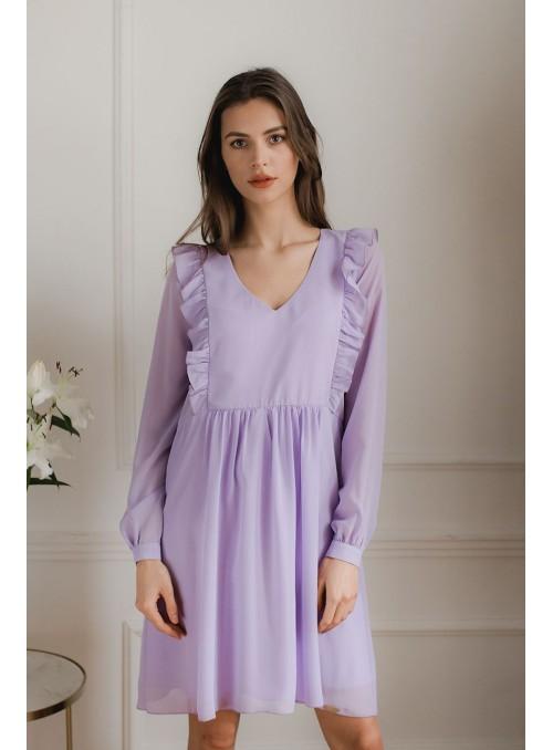 Dress L083 Violet