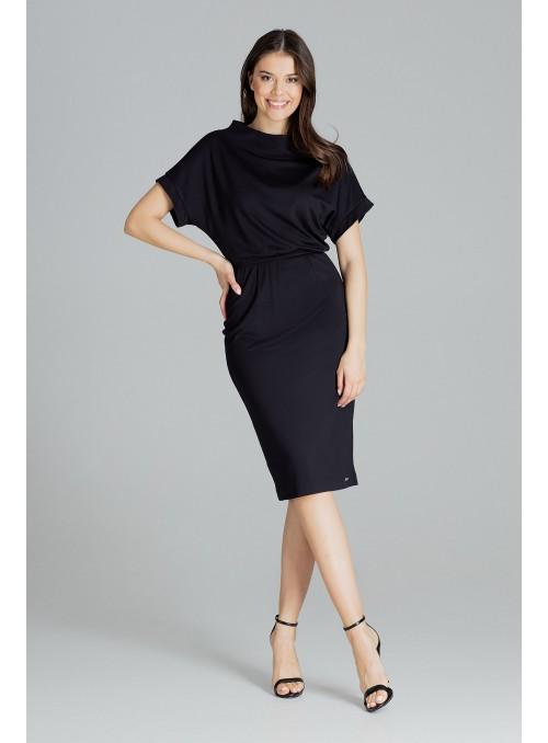 Dress L087 Black