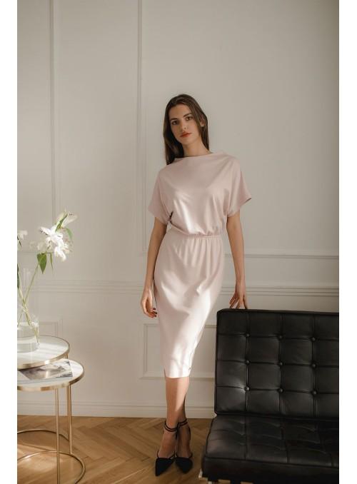 Dress L087 Pink