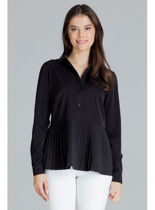 Blouse L089 Black