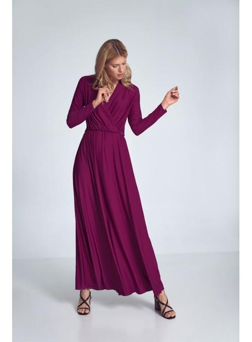 Dress M705 Fuchsia