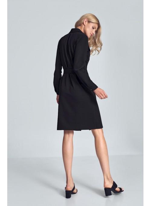 Dress M706 Black