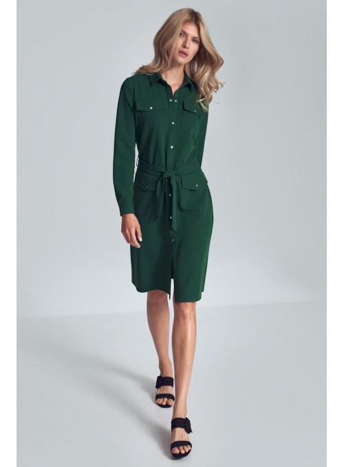 Dress M706 Green