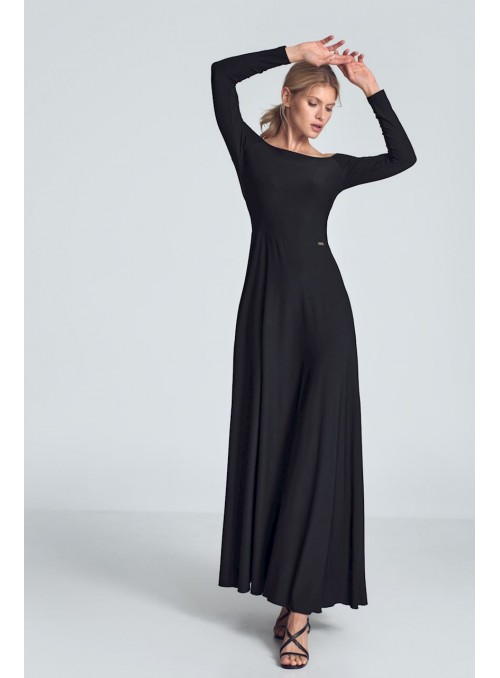Dress M707 Black