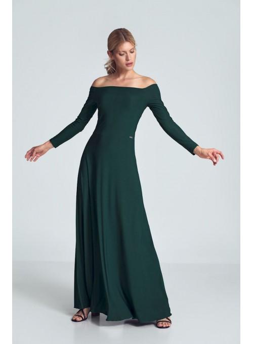 Dress M707 Green