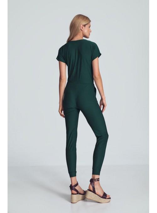 Jumpsuit M708 Green