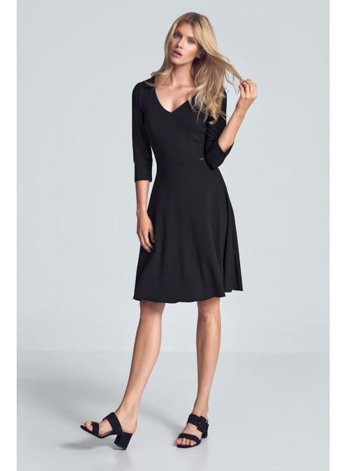 Dress M709 Black