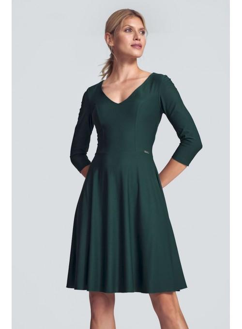 Dress M709 Green