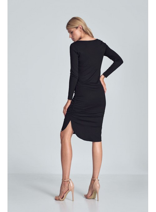 Dress M714 Black