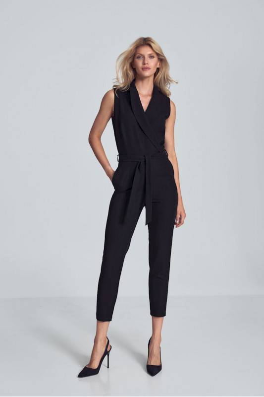 Jumpsuit M716 Black