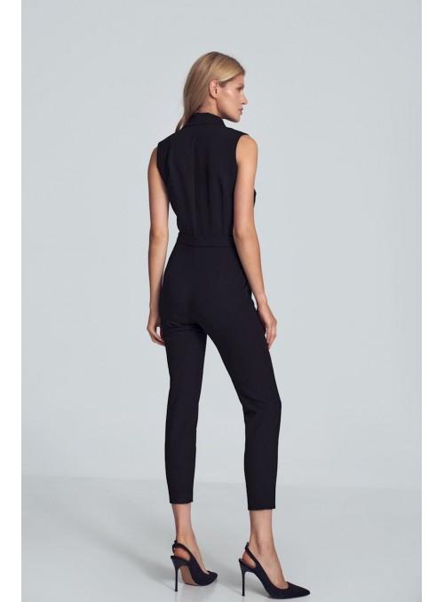 Jumpsuit M716 Black