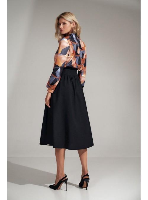 Skirt M722 Black