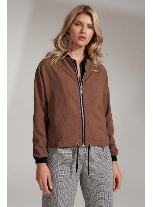 Jacket M733 Brown
