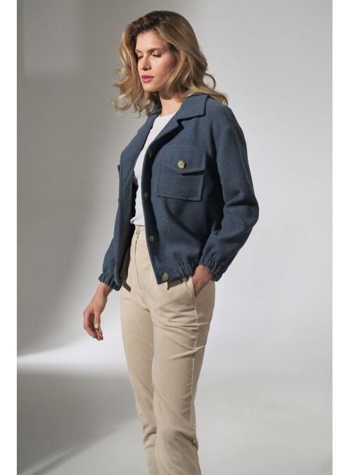 Jacket M735 Blue