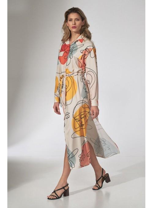Dress M740 Pattern 123