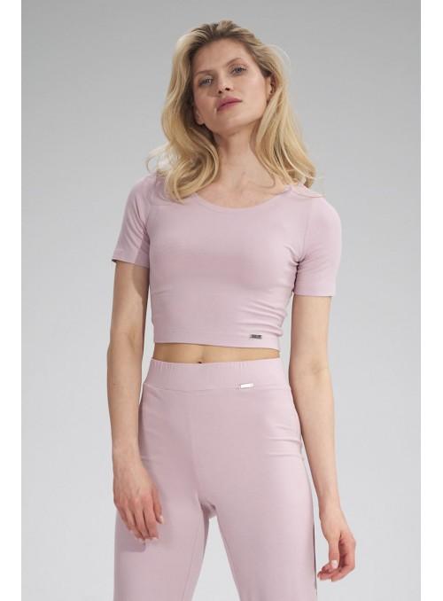 Blouse M748 Pink