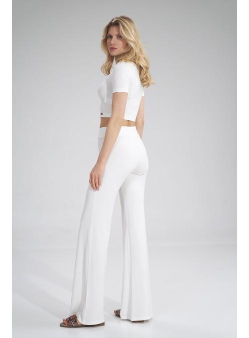 Pants M749 White