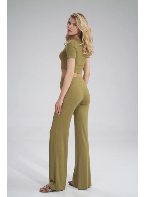 Pants M749 Light Olive Green