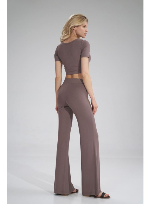 Pants M749 Brown