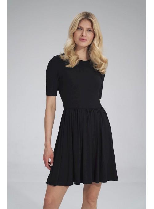 Dress M751 Black