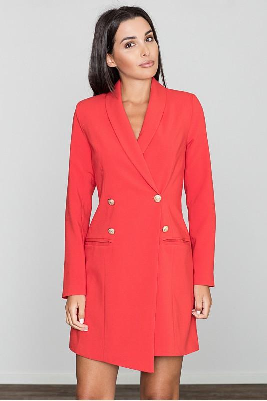 Dress M447 Red