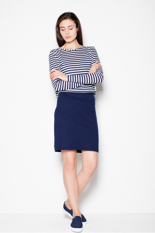 Dress VT065 Stripes
