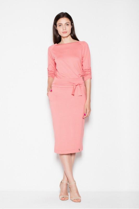 Dress VT072 Coral