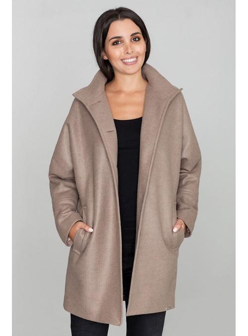 Coat M589 Mocca