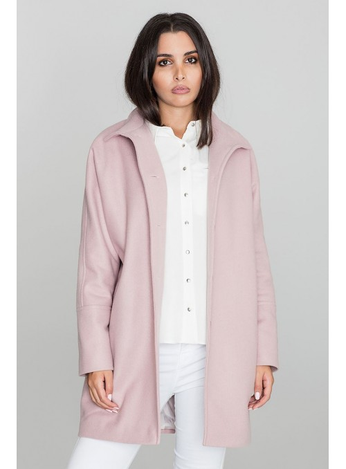 Coat M589 Pink