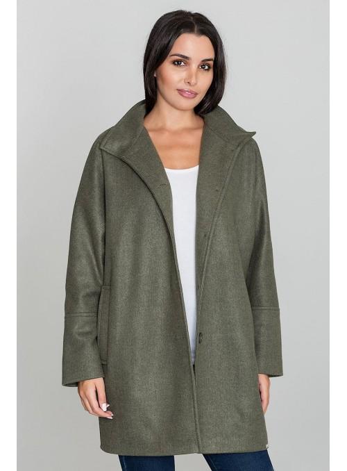 Coat M589 Olive